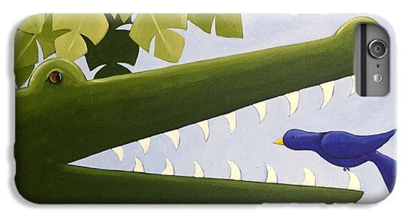 Alligator Nursery Art IPhone 7 Plus Case