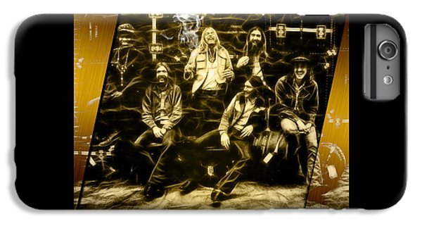 Allman Brothers Collection IPhone 7 Plus Case