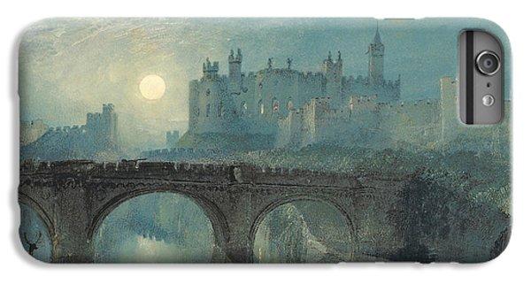 Alnwick Castle IPhone 7 Plus Case by Joseph Mallord William Turner