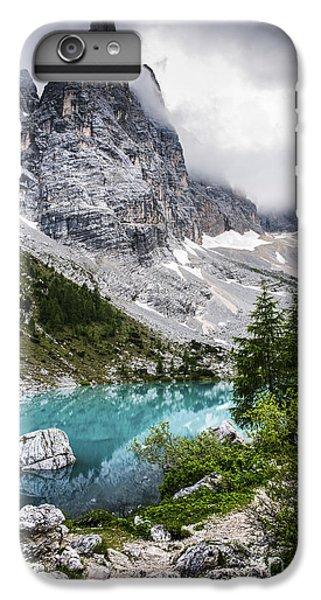 Lake iPhone 7 Plus Case - Alpine Lake by Yuri San
