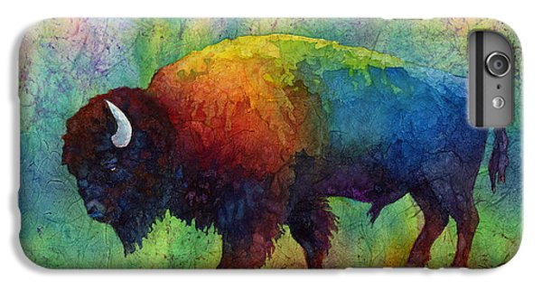 American Buffalo 6 IPhone 7 Plus Case