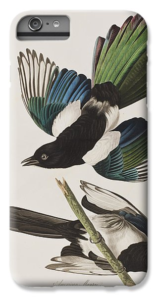 American Magpie IPhone 7 Plus Case