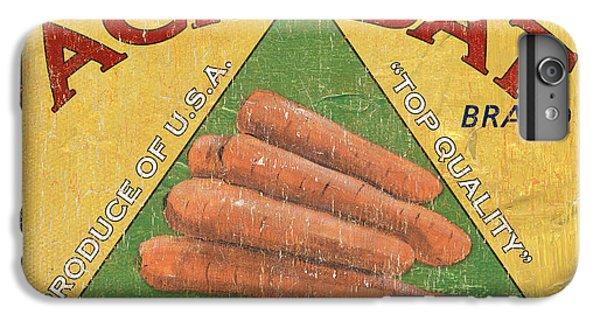Americana Vegetables 2 IPhone 7 Plus Case