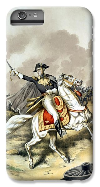 Warfare iPhone 7 Plus Case - Andrew Jackson At The Battle Of New Orleans by War Is Hell Store