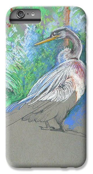 Anhinga Sarasota Plein Air IPhone 7 Plus Case