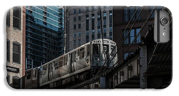 Around The Corner, Chicago IPhone 7 Plus Case by Reinier Snijders