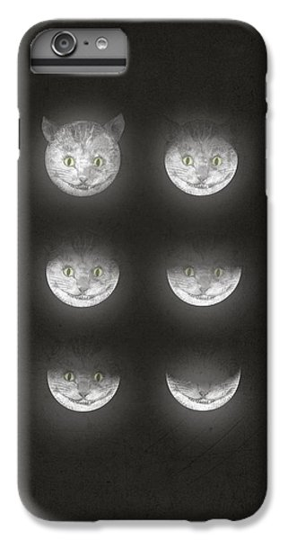 Moon iPhone 7 Plus Case - Waning Cheshire by Eric Fan