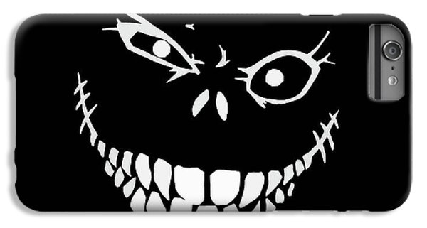 Crazy Monster Grin IPhone 7 Plus Case by Nicklas Gustafsson