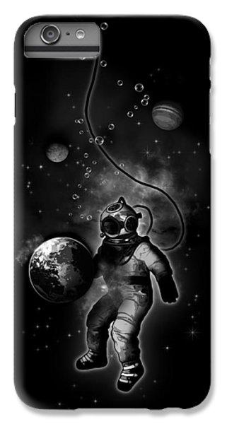 Deep Sea Space Diver IPhone 7 Plus Case