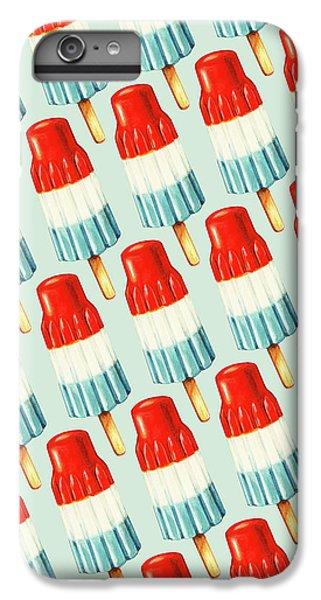 Lake iPhone 7 Plus Case - Bomb Pop Pattern by Kelly Gilleran