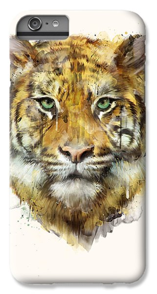 Tiger iPhone 7 Plus Case - Tiger // Strength by Amy Hamilton