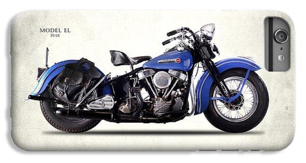 Harley-davidson El 1948 IPhone 7 Plus Case by Mark Rogan