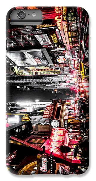 New York City Night II IPhone 7 Plus Case by Nicklas Gustafsson