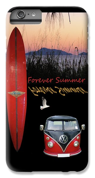 Forever Summer 1 IPhone 7 Plus Case