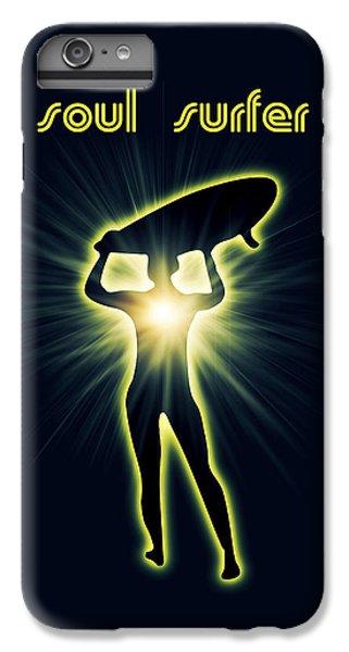 Soul Surfer IPhone 7 Plus Case by Mark Ashkenazi