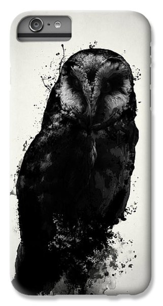 The Owl IPhone 7 Plus Case by Nicklas Gustafsson