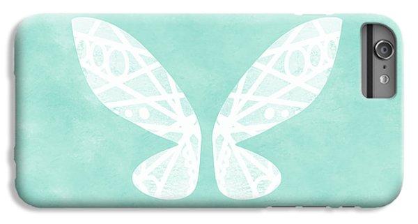 Fairy iPhone 7 Plus Case - Fairy Wings- Art By Linda Woods by Linda Woods