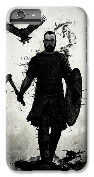 Crow iPhone 7 Plus Case - To Valhalla by Nicklas Gustafsson