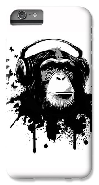 Animals iPhone 7 Plus Case - Monkey Business by Nicklas Gustafsson