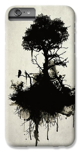 Last Tree Standing IPhone 7 Plus Case by Nicklas Gustafsson