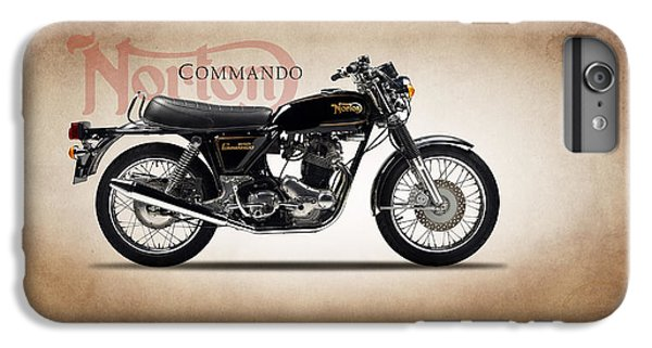 Norton Commando 1974 IPhone 7 Plus Case