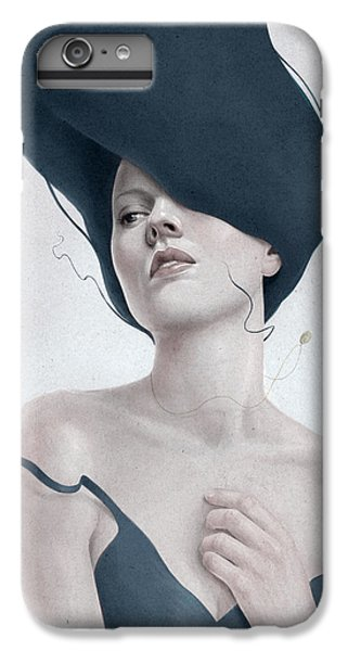 Portraits iPhone 7 Plus Case - Ascension by Diego Fernandez