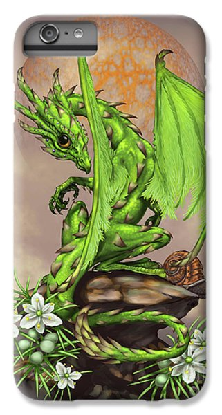 Asparagus Dragon IPhone 7 Plus Case by Stanley Morrison