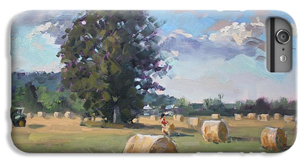 Georgetown iPhone 7 Plus Case - At Cathy's Farm Georgetown by Ylli Haruni