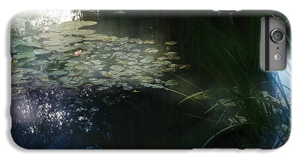 IPhone 7 Plus Case featuring the photograph At Claude Monet's Water Garden 3 by Dubi Roman