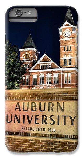 Auburn University IPhone 7 Plus Case by JC Findley