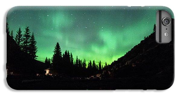 Aurora On Moraine Lake IPhone 7 Plus Case by Alex Lapidus
