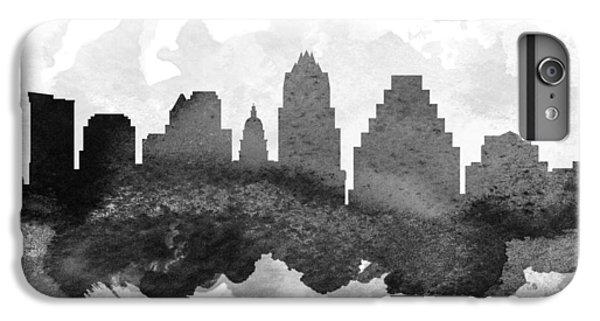 Austin Cityscape 11 IPhone 7 Plus Case by Aged Pixel