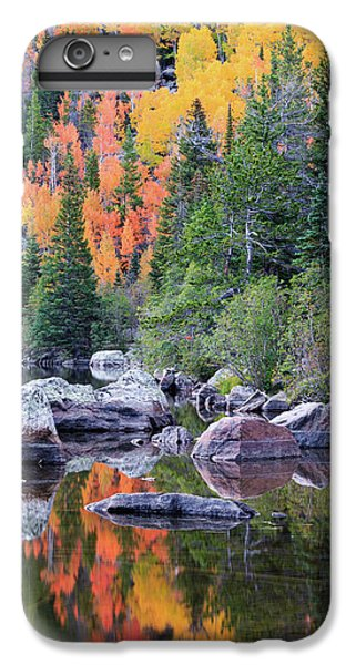 Autumn At Bear Lake IPhone 7 Plus Case by David Chandler