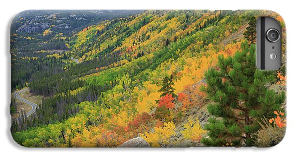Autumn On Bierstadt Trail IPhone 7 Plus Case by David Chandler