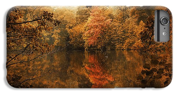 Autumn Reflected IPhone 7 Plus Case by Jessica Jenney