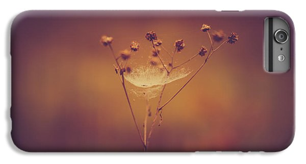 Autumn Web IPhone 7 Plus Case by Shane Holsclaw