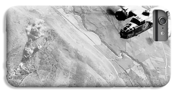 B-25 Bomber Over Germany IPhone 7 Plus Case
