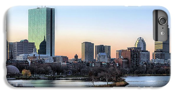 Back Bay Sunrise IPhone 7 Plus Case