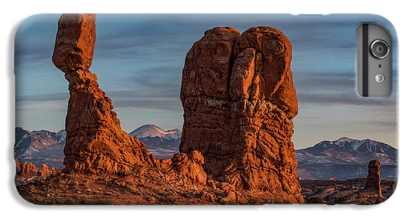 iPhone 7 Plus Case - Balanced Rock Sunset by Dan Norris