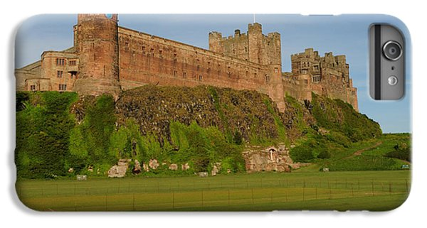 Castle iPhone 7 Plus Case - Bamburgh Castle by Smart Aviation