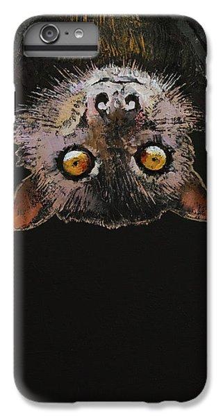 Bat IPhone 7 Plus Case by Michael Creese