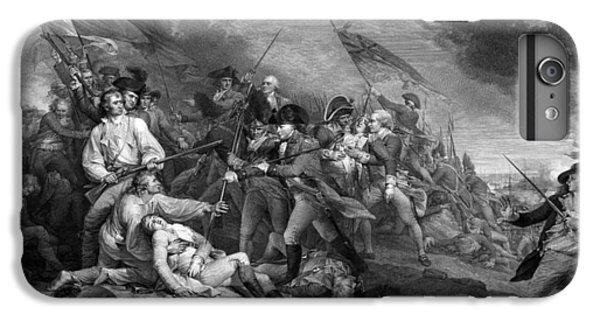 Boston iPhone 7 Plus Case - Battle Of Bunker Hill by War Is Hell Store
