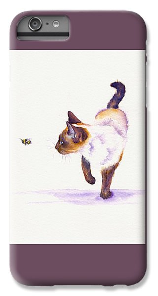 Bee Free IPhone 7 Plus Case by Debra Hall