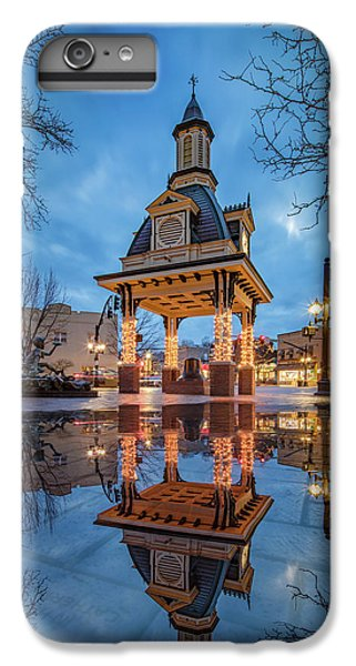 Bell Tower  In Beaver  IPhone 7 Plus Case
