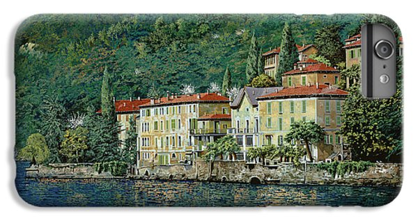 Lake iPhone 7 Plus Case - Bellano On Lake Como by Guido Borelli