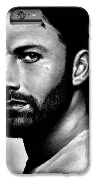 Ben Affleck iPhone 7 Plus Case - Ben Affleck by Rick Fortson