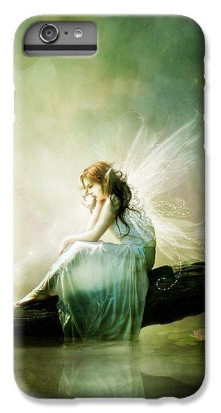 Fairy iPhone 7 Plus Case - Best Of Friends by Karen Koski