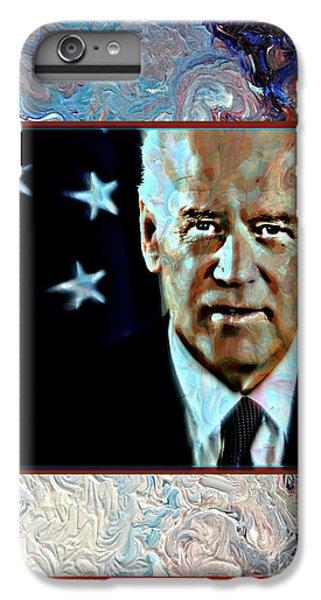 Biden IPhone 7 Plus Case by Wbk