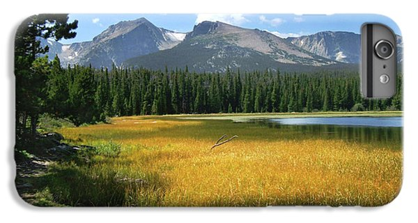 Autumn At Bierstadt Lake IPhone 7 Plus Case by David Chandler