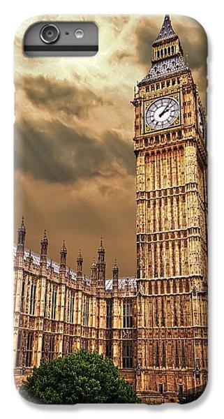 London iPhone 7 Plus Case - Big Ben's House by Meirion Matthias